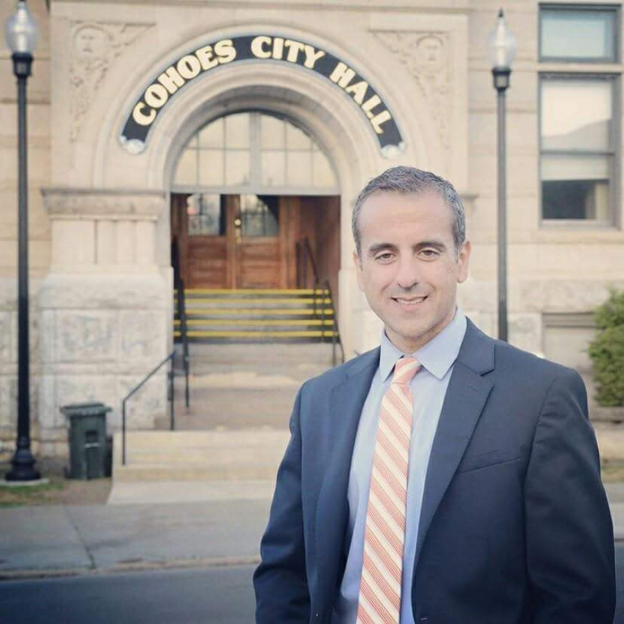 Randy Koniowka reflects on his 4 years on the Common Council in Cohoes