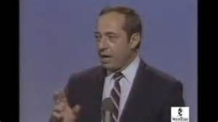 Mario Cuomo's1984 Keynote Address to the Democratic National Convention