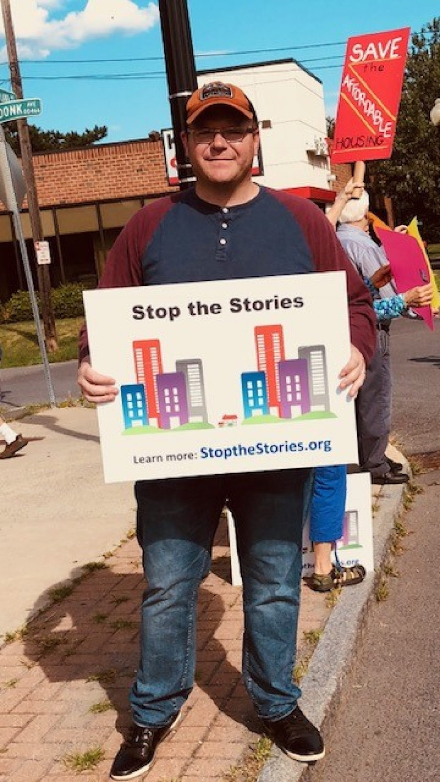Zach Simpson talks about Stop the Stories