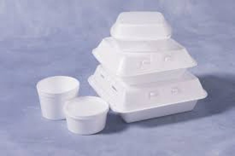 Mark Grimm talks about the vote in the County Legislature to expand the styrofoam ban