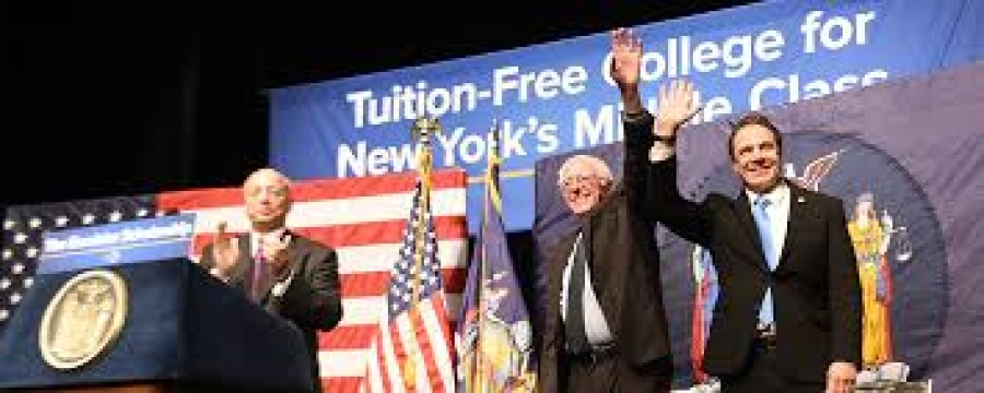 Alan Collinge talks about Andrew Cuomo's plan for free college tuition